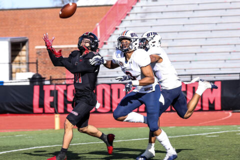 Austin Peay State University Football has three players named as finalists for STATS FCS awards. (APSU Sports Information)