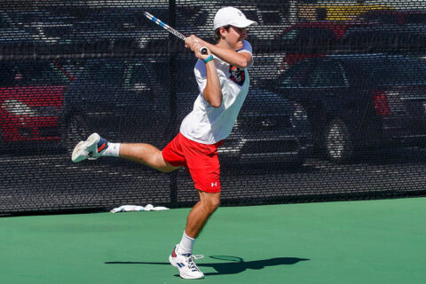 Austin Peay State University Men's Tennis hosts Eastern Illinois, Friday. (APSU Sports Information)