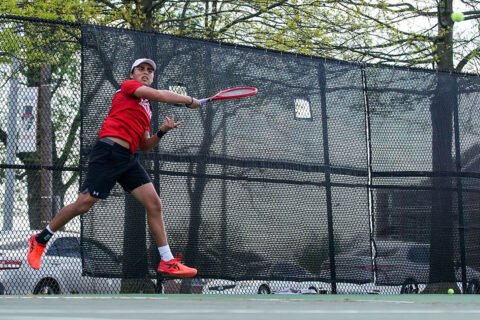 Austin Peay State Univeristy Men's Tennis is on the road Saturday for regular-season finale against Tennessee Tech. (APSU Sports Information)