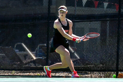 Austin Peay State University Women's Tennis plays Southeast Missouri and UT Martin this weekend. (APSU Sports Information)