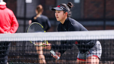 Austin Peay State University Women's Tennis drops road game Friday to Southeast Missouri. (APSU Sports Information)