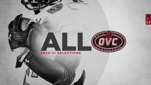 Austin Peay State University Football has 9 players earn ALL-OVC Recognition. (APSU Sports Information)