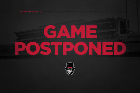 Austin Peay State University Sports Game Postponed. (APSU)