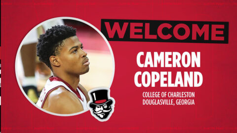 Austin Peay State University Men's Basketball signs Cameron Copeland for 2021-22 season. (APSU Sports Information)