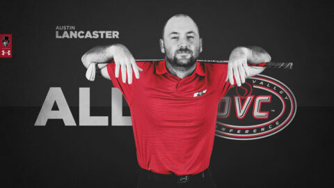 Austin Peay State University Men's Golf senior Austin Lancaster selected to All-OVC Team. (APSU Sports Information)