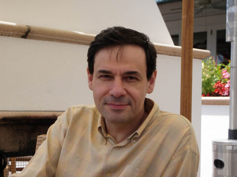Dr. Seregi Markov. (APSU)