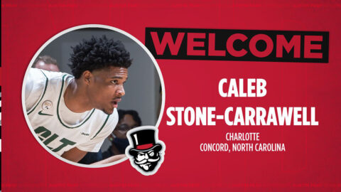 Austin Peay State University Men's Basketball coach Nate James adds Caleb Stone-Carrawell in his inaugural recruiting class. (APSU Sports Information)