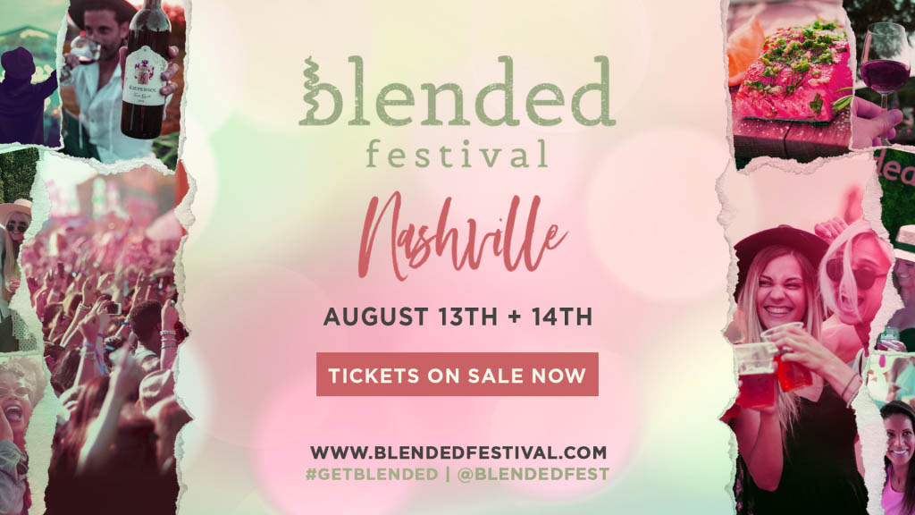 Blended Festival returns to Nashville courtesy of My Wind Society