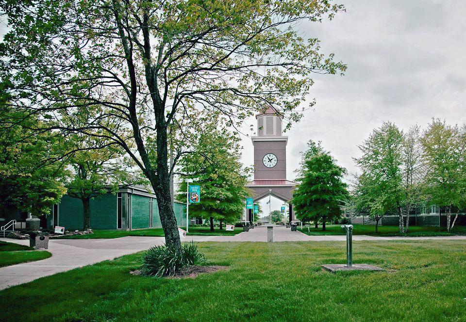 Hopkinsville Community College Campus.