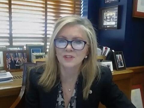 U.S. Senator Marsha Blackburn