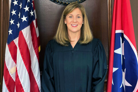 Montgomery County Circuit Court Judge Jill Bartee Ayers