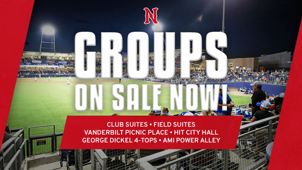 Nashville Sounds Group Packages on Now On Sale for 2021 Season