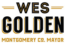 Wes Golden for Montgomery County Mayor
