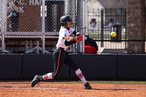Austin Peay State University Softball comes-from-behind twice to take series against UT Martin. (APSU Sports Information)