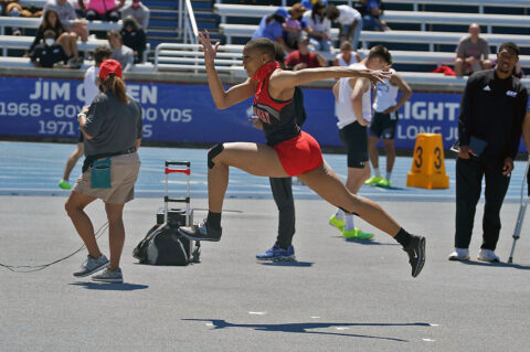 Austin Peay State University Track and Field set for OVC Outdoor Championships. (APSU Sports Information)