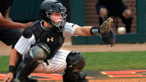 Austin Peay State University Baseball wraps homestand with Tuesday outing against Bellarmine. (Robert Smith, APSU Sports Information)