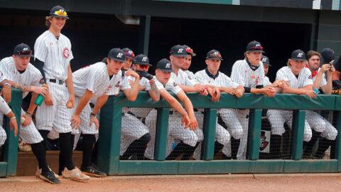Austin Peay State University Baseball begins OVC stretch run at Eastern Illinois. (Robert Smith, APSU Sports Information)