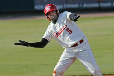 Austin Peay State University Baseball turn tables on Eastern Illinois to split Friday doubleheader. (Robert Smith, APSU Sports Information)