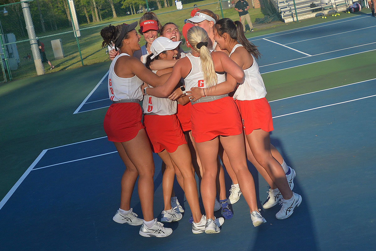 Austin Peay State University Women's Tennis set to face #3 Georgia in first round of NCAA Championship, Friday. (APSU Sports Information)