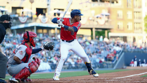 Nashville Sounds blasts a season-high six homers to take down Columbus Clippers. (Nashville Sounds)