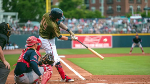 Weston Wilson's Walk-Off Base Hit in the 10th Gives Nashville Sounds the Win Saturday night. (Nashville Sounds)
