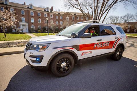 Austin Peay State University Police. (APSU)