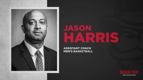 Jason Harris latest addition to the Austin Peay State University Men's Basketball coaching staff. (APSU Sports Information)