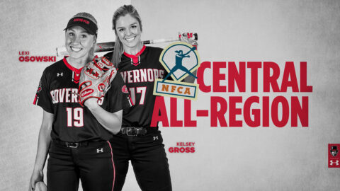 Austin Peay State University Softball's Kelsey Gross, Lexi Osowsk named to NFCA Central All-Region teams. (APSU Sports Information)