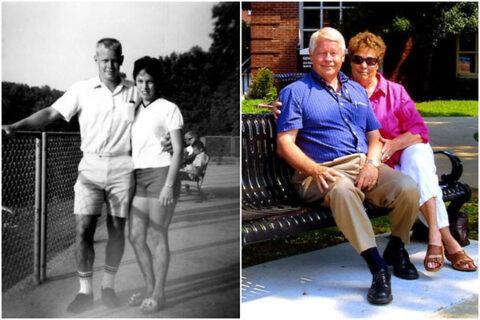 "Dr. Leonard R. ""Sonny"" Forte (B.S. '63) and Sarah Ann Overstreet-Forte. (APSU)"