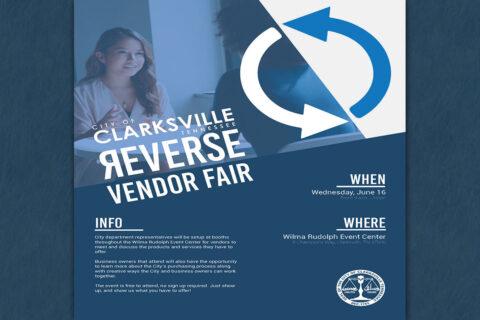 City of Clarksville Reverse Vendor Fair