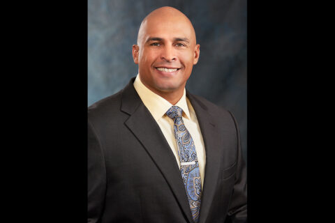 Clarksville Academy Director of Development Mike Henderson