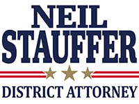 Neil Stauffer for District Attorney