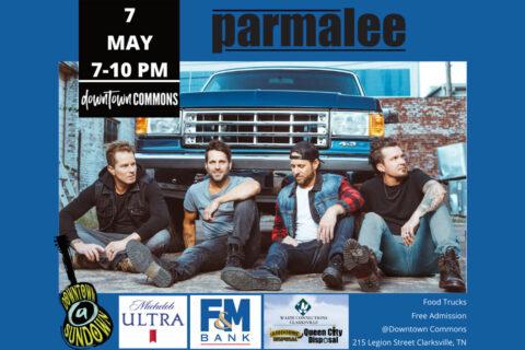 Parmalee to headline May 7th Downtown @ Sundown