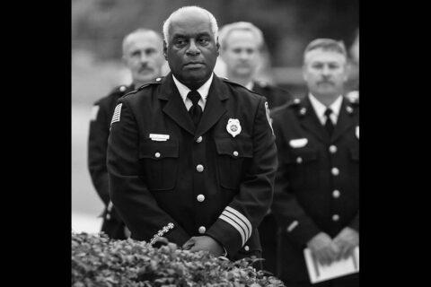 Deputy Fire Chief Ray Williams.