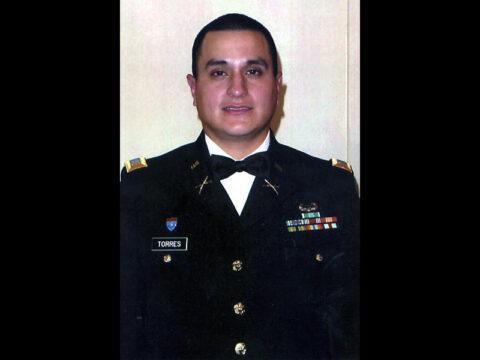 Austin Peay State University ROTC alumnus 2nd Lt. Richard Torres. (APSU)