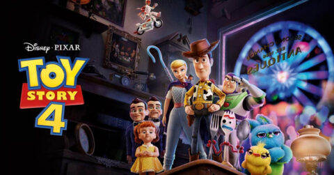 Toy Story 4 to be shown at the Downtown Commons Saturday, May 15th.