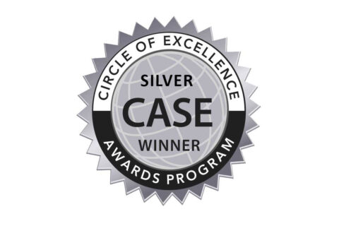 2021 Circle of Excellence Awards - Silver Case Winner
