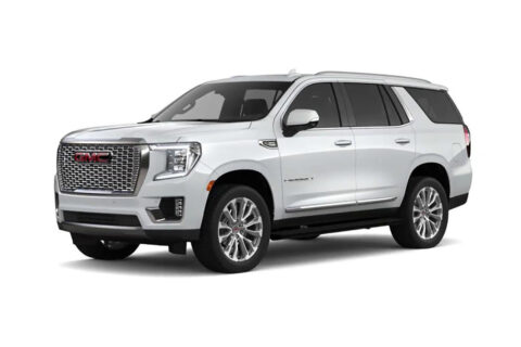 2021 Yukon is one of the models being recalled.