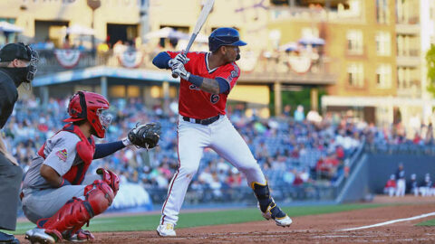Nashville Sounds Lose Consecutive Games for First Time Since May 4th-5th. (Nashville Sounds)