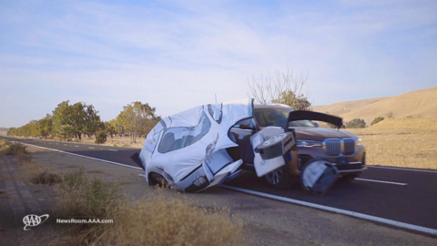 AAA, through its own research, has found that many of these advanced driver assistance systems don't always work as intended. (AAA)