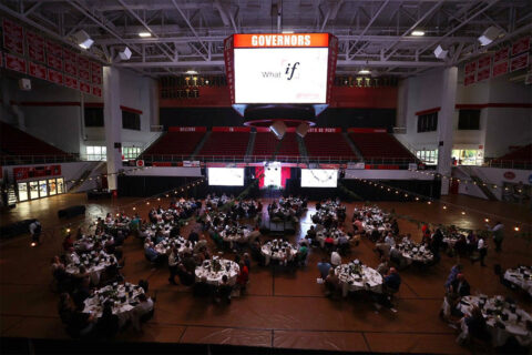 """Austin Peay State University """"What If"""" Comprehensive Campaign celebration. (APSU)"""