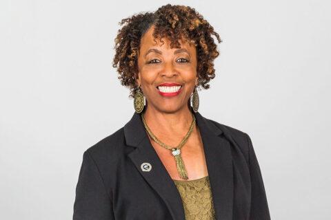 Clarksville-Montgomery County School System Interim Director of Schools Dr. Angela Huff.