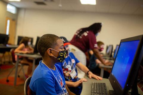 Austin Peay State University coding camps. (APSU)