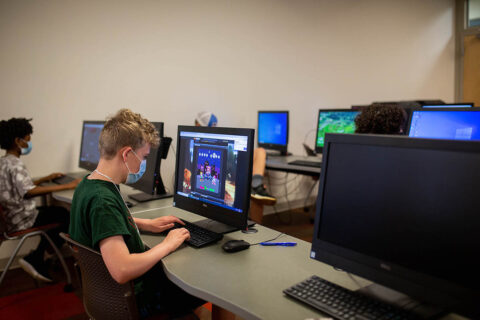 The first week of the summer coding camps was last week at Austin Peay State University. (APSU)