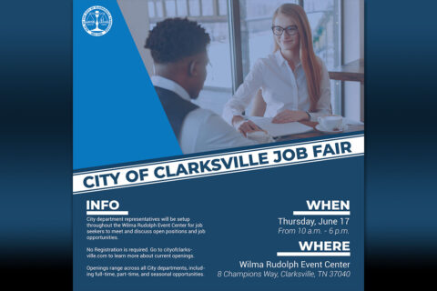 City of Clarksville to hold Job Fair on June 17th