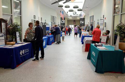 More than 20 agencies and vendors will offer their services to retirees 8:30am-2:00pm June 19th during the 2021 Annual Retiree Appreciation Day at the Soldier Support Center, 2702 Michigan Avenue. (Fort Campbell Courier Archive)