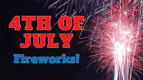 The Fort Campbell 2021 Fireworks Show