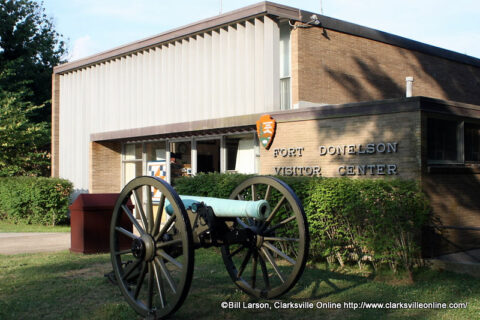 Fort Donelson National Battlefield Visitor Center