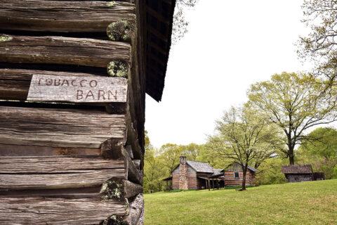 Historic Collinsville Pioneer Settlement