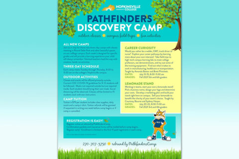 Hopkinsville Community College Pathfinder's Discovery Camps